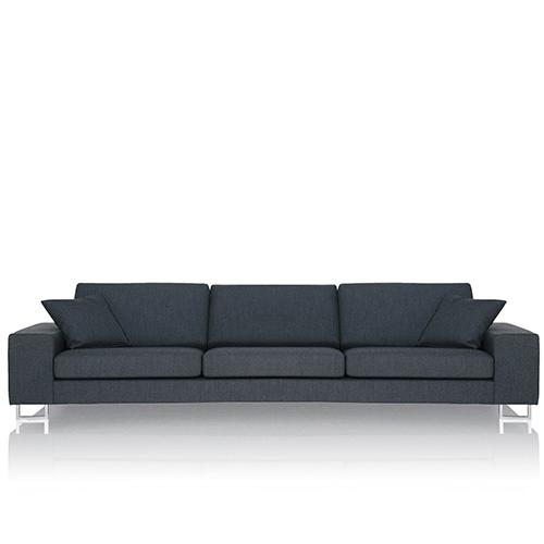Sofy z litego drewna dller for Couch quattro