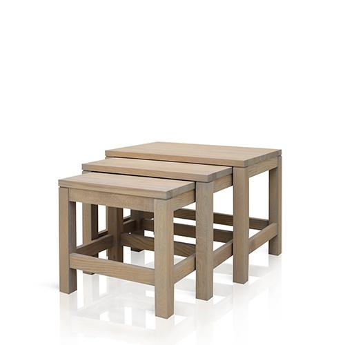 Stoliki Kawowe Przyścienne Z Litego Drewna Dller